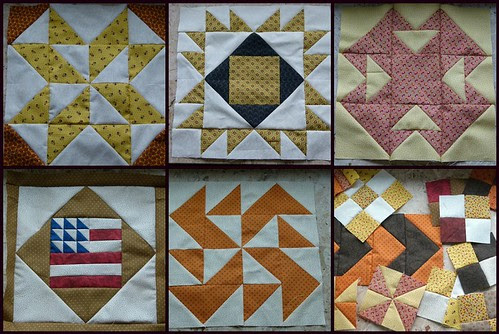 Civil war Quilt von Craftsy