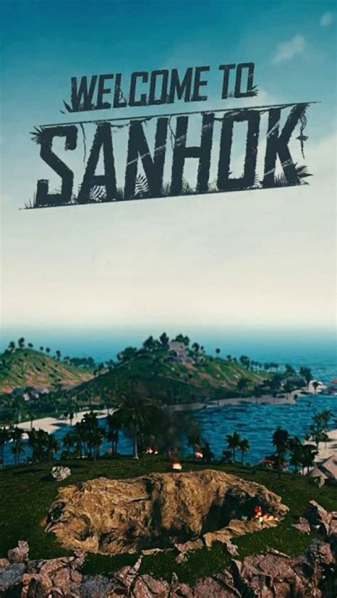 sanhok playerunknowns battlegrounds pubg
