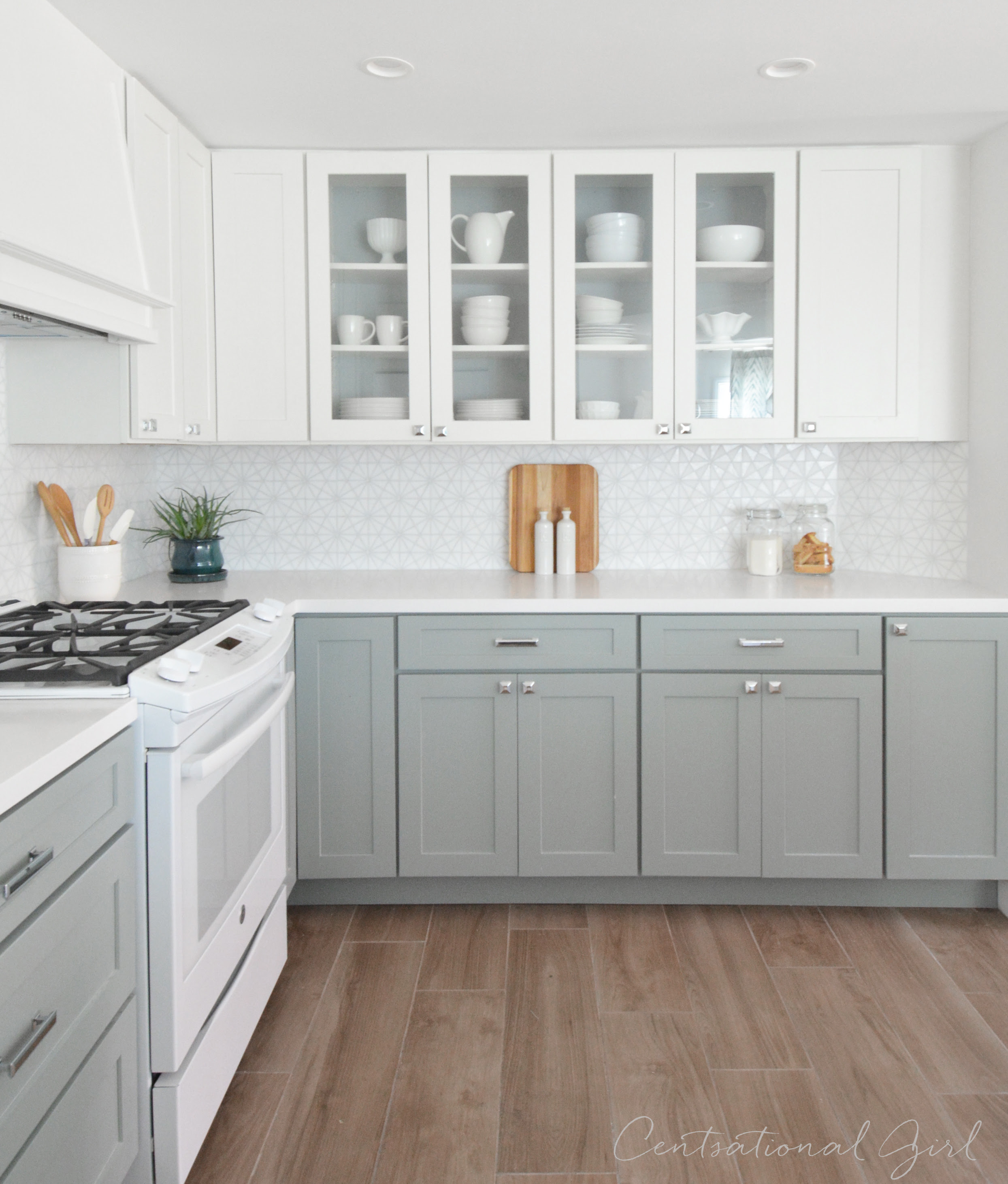 Kitchen Remodel | Centsational Girl