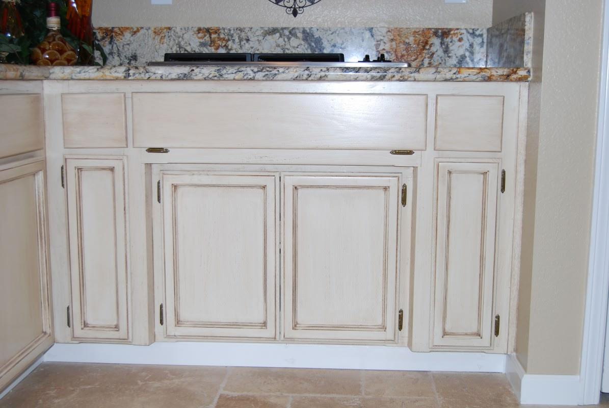 Faux Finish Kitchen Cabinets & Chalk Paint - Sacramento ...