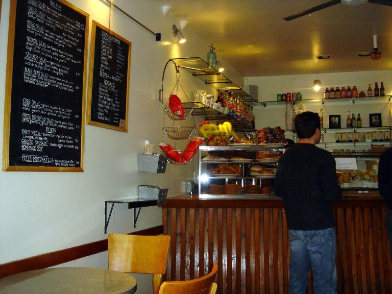Caffe Centro Counter