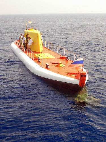not a yellow submarine