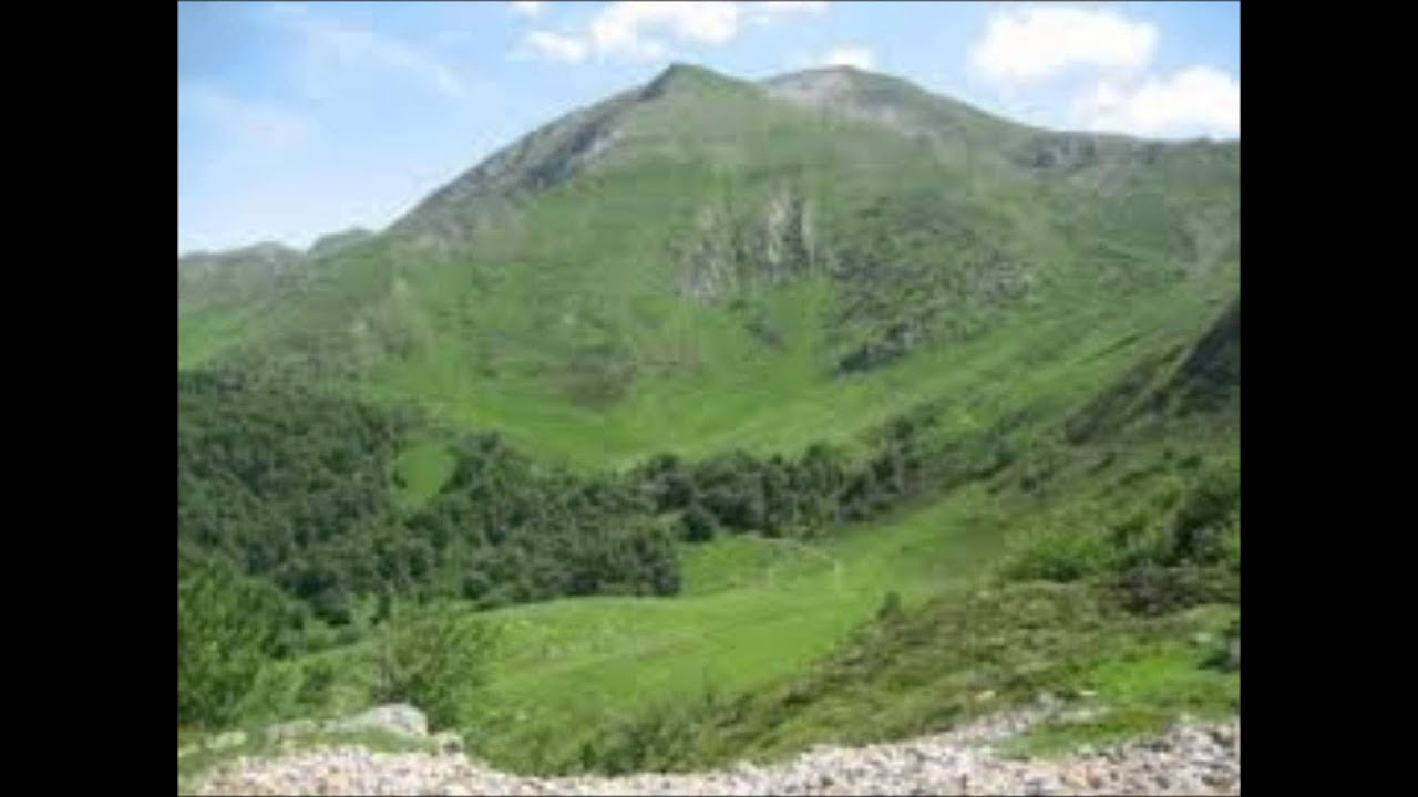 Nature Scenery Youtube Paysage De Montagne