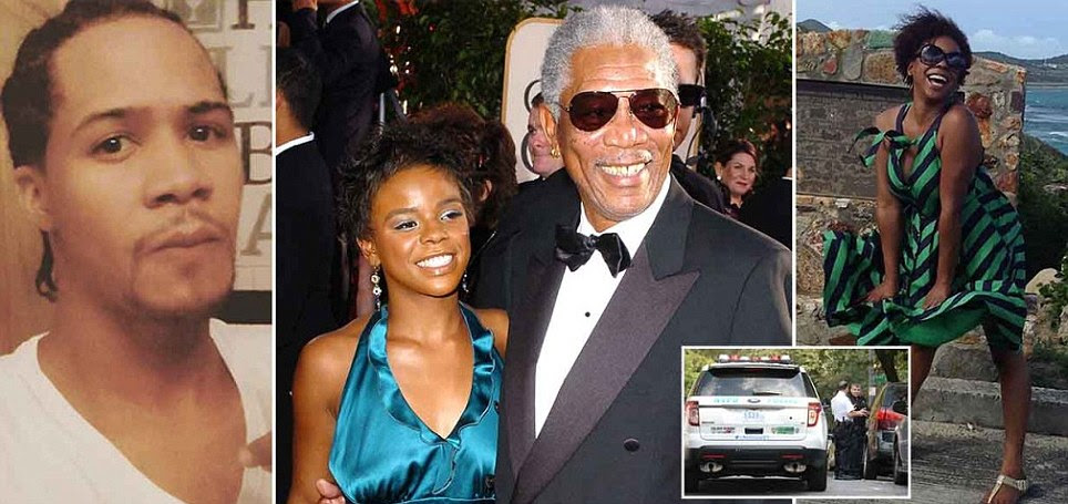 Morgan Freeman's granddaughter E'Dena Hines 'stabbed to death by Lamar Davenport'