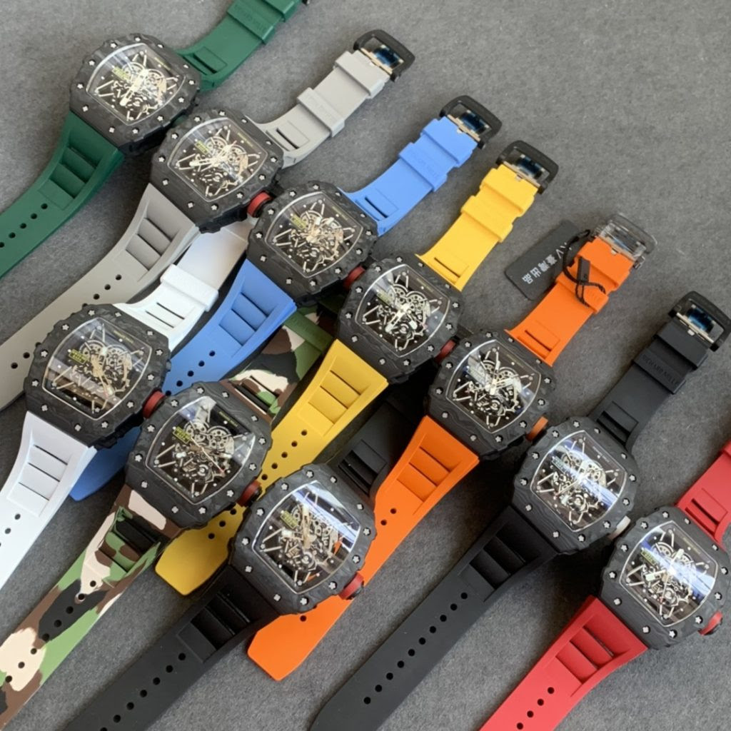 KV Factory Replica Richard Mille RM35 Watches