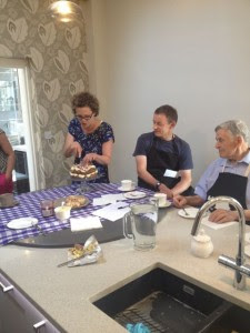 Afternoon Tea Baking Lessons