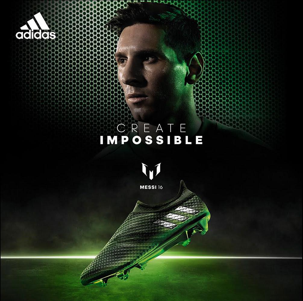 Lionel Messi Adidas Advert