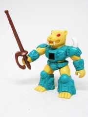 Hasbro Battle Beasts Sabre Sword Tiger Action Figure
