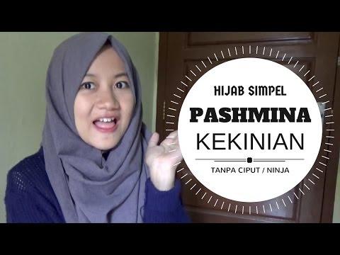 VIDEO : tutorial hijab pahmina tanpa ninja simpel terbaru kekinian   sehari - hari #nmy hijab tutorials - tutorial hijabterbaru pahmina simpel kekiniantutorial hijabterbaru pahmina simpel kekiniantanpaninja   sehari - hari #nmytutorial hi ...