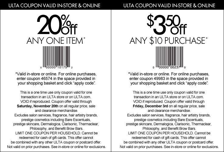 Ulta.com Coupon Code - Ulta.com Coupon