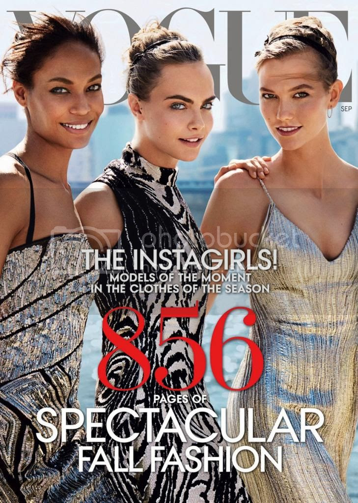 """The Instagirls"" for Vogue September 2014 Cover photo Vogue-September-2014-Cover-02_zpsec8f4ef5.jpg"