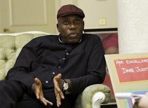 Rivers state Governor Rotimi Amaechi speaks about the…