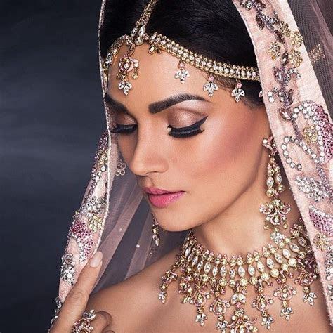 Best 25  Indian wedding makeup ideas on Pinterest   Indian