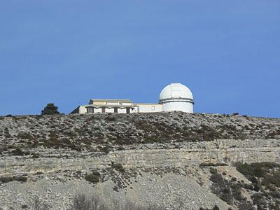 observatoire Caussols