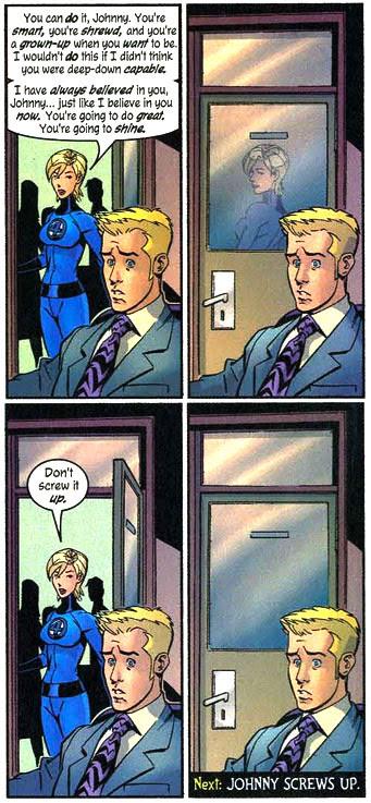 FF #61 comic