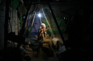 Gaza tunnel 2008