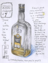 EDM 7 -  draw a bottle