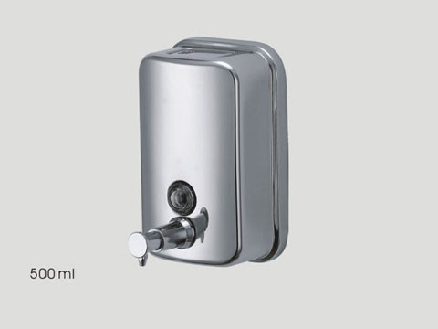 Stainless Steel Soap Dispenser Sd6701 500ml Soap Dispensers By