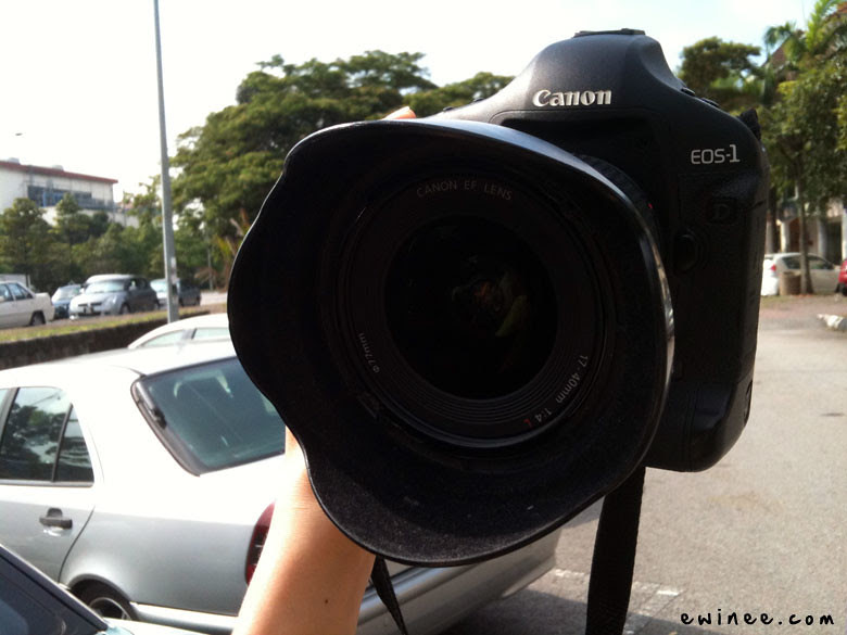 Canon EOS1D Iwant!