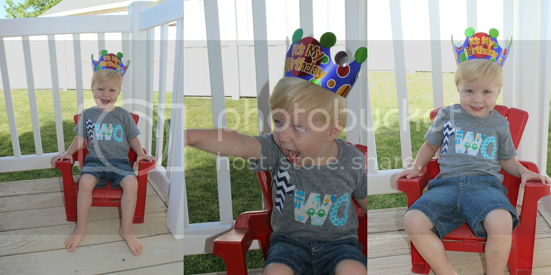 cute boy birthday party