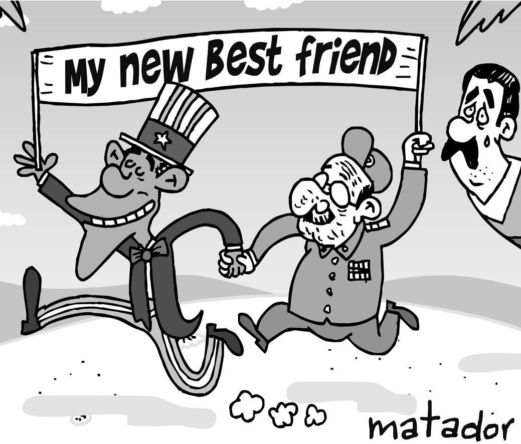 Nuevos Mejores Amigos Por Matador Vean Más Caricaturas Del Día En