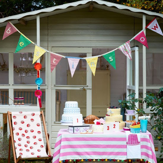 Have a summer party   Summerhouse style - 10 ideas   PHOTO GALLERY   Housetohome.co.uk