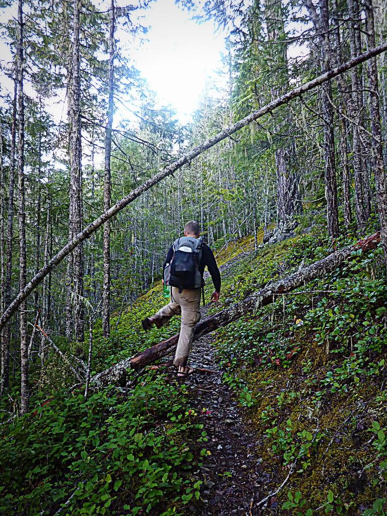 long ridge trail