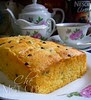 PASSION FRUIT YOGURT POUNDCAKE...