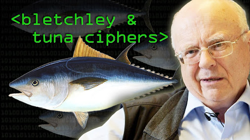 Fishy Codes: Bletchley's Other Secret – Computerphile