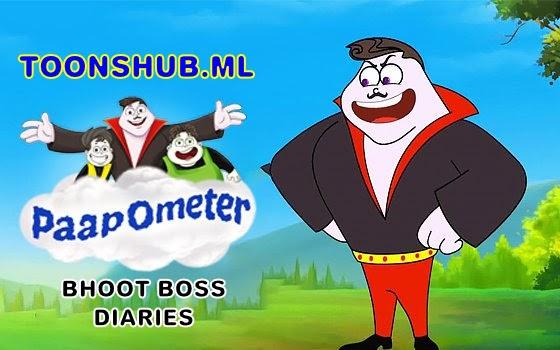 Paap-O-Meter (Bhoot Boss Ke Diaries) Hindi Episodes Download HD