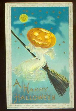 Halloween Vintage 05