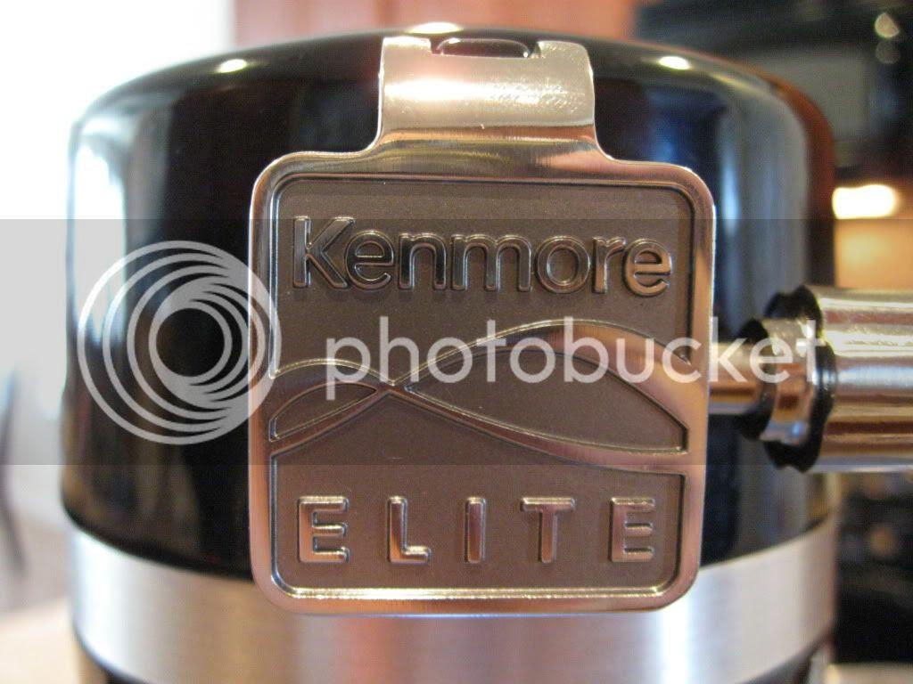 Kenmore Elite stand mixer