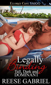 Legally Binding (Tall, Dark and Dominant, #3)