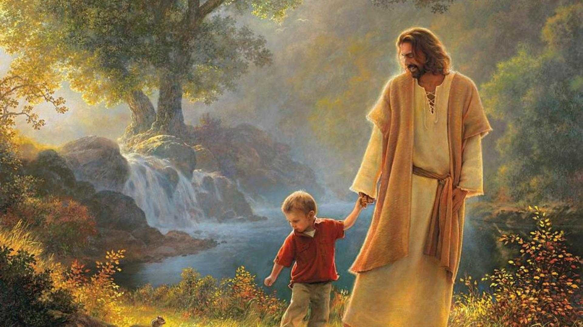 Jesus Desktop Wallpapers (67+ background pictures)