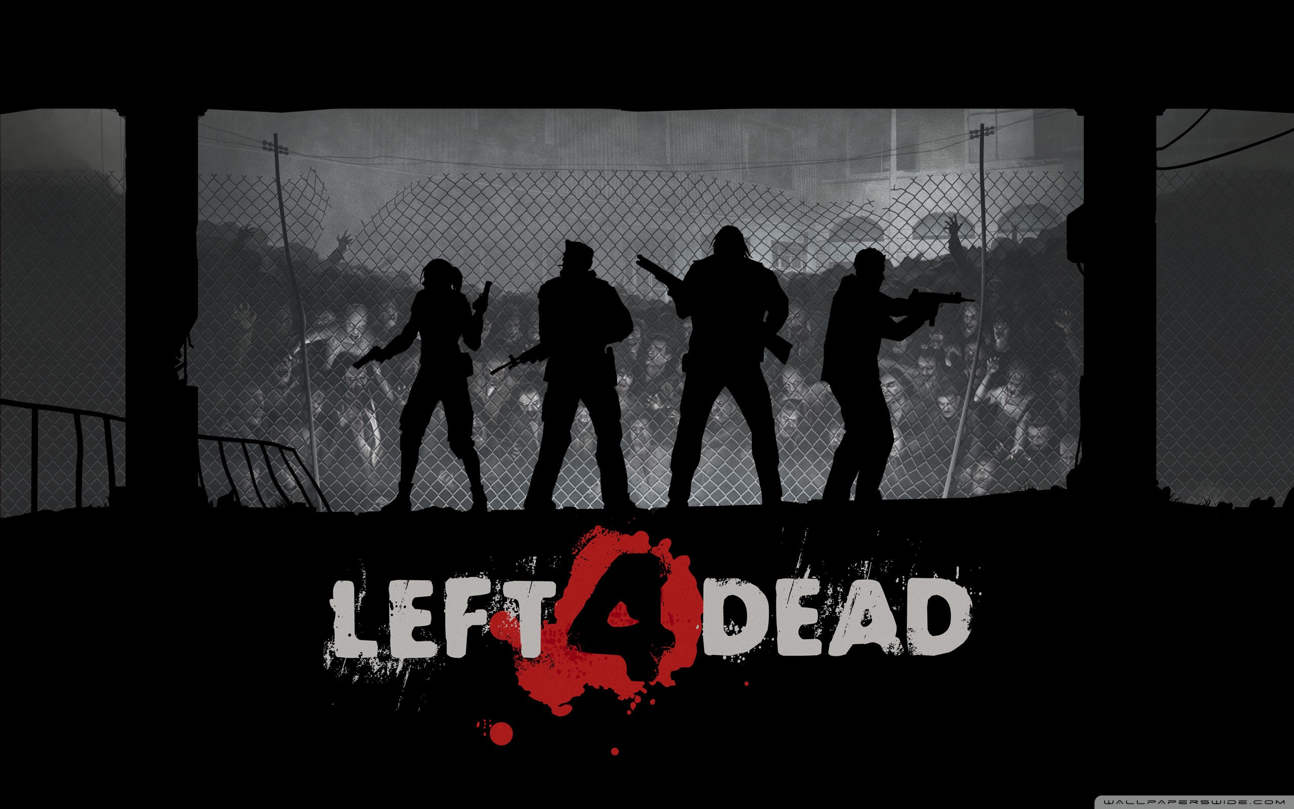 Left 4 Dead 2 Wallpaper 2560x1600 52481