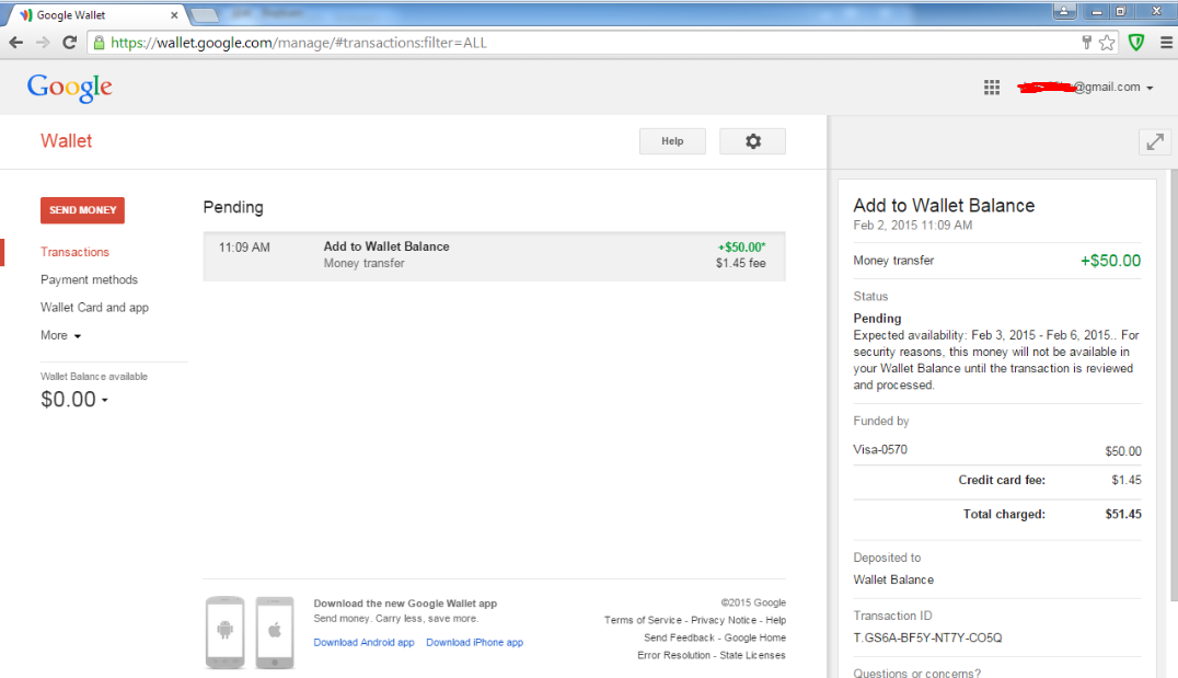 How To Hack Google Wallet - Come For Learn Hacking