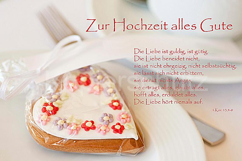 Lebkuchenherz Hochzeit Die Liebe Ist Geduldig Www Stimmungs