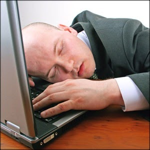 Lewat Tidur/Kurang tidur 6 Jam Bahayakan Nyawa