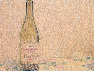 2003年的薄酒萊瓶