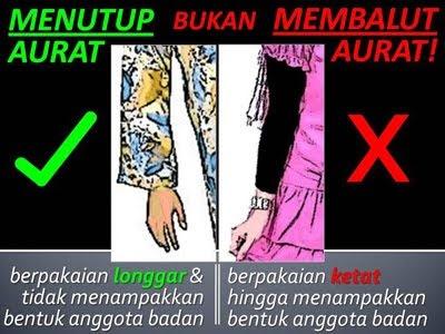 Green Thirty Bukit Gantang: GAMBAR-GAMBAR Dg Pakaian Sopan ...