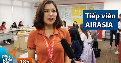 VLOG #185: Thăm nơi đào tạo phi công/tiếp viên AirAsia | Yêu Máy Bay