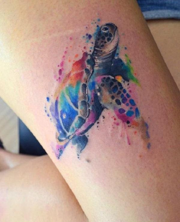 45 Turtle Tattoo Design Ideas Art And Design