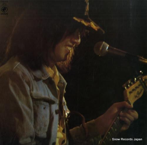 YOSHIDA, TAKURO live '73