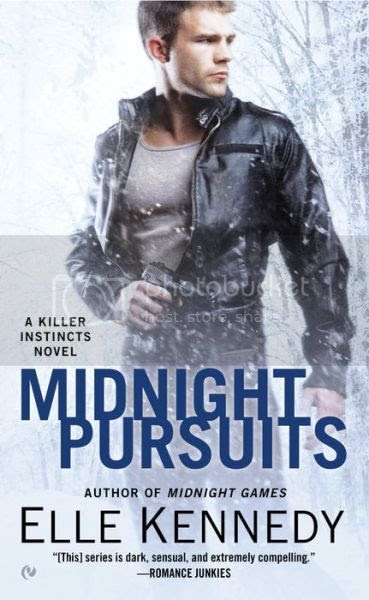 Midnight Pursuits Cover