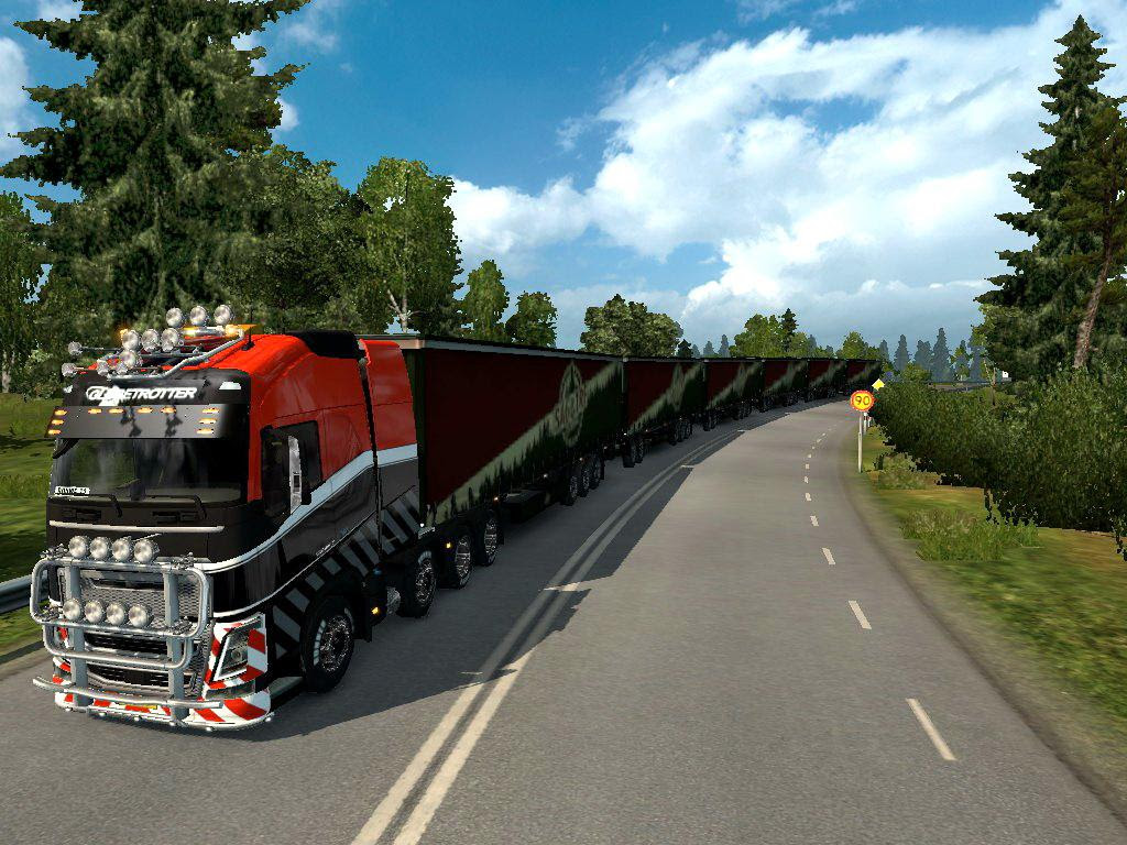 Ets2 Mods Trailers Wheel, X Trailer Mod, Ets2 Mods Trailers Wheel