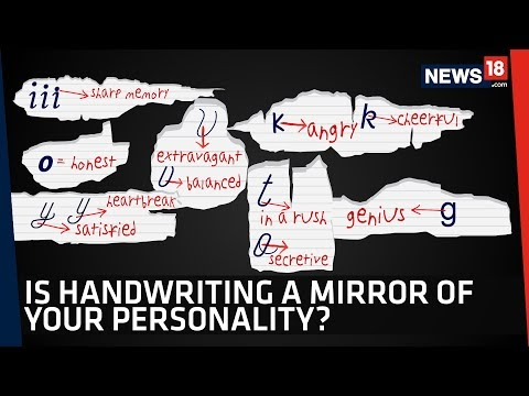 Handwriting Analysis Video | A Test You Can Take To Understand Your Personality Type #india