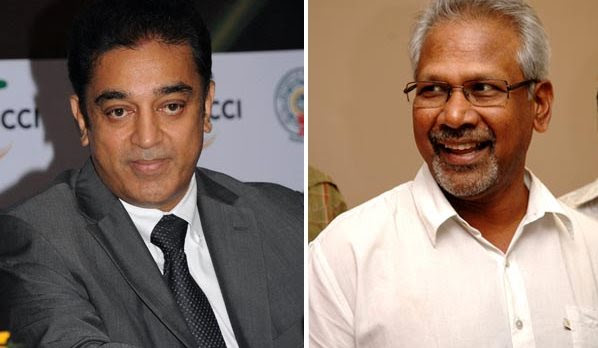 Kamal Haasan not working with Mani Ratnam