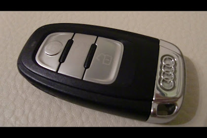 Audi A4 Key Replacement