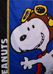 Peanuts Hi Snoopy - photo Goria - click