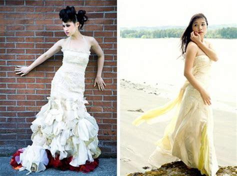 Make your own wedding dresses